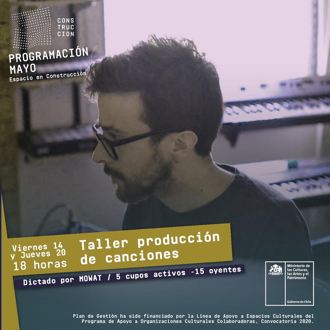 Taller de Producción de canciones